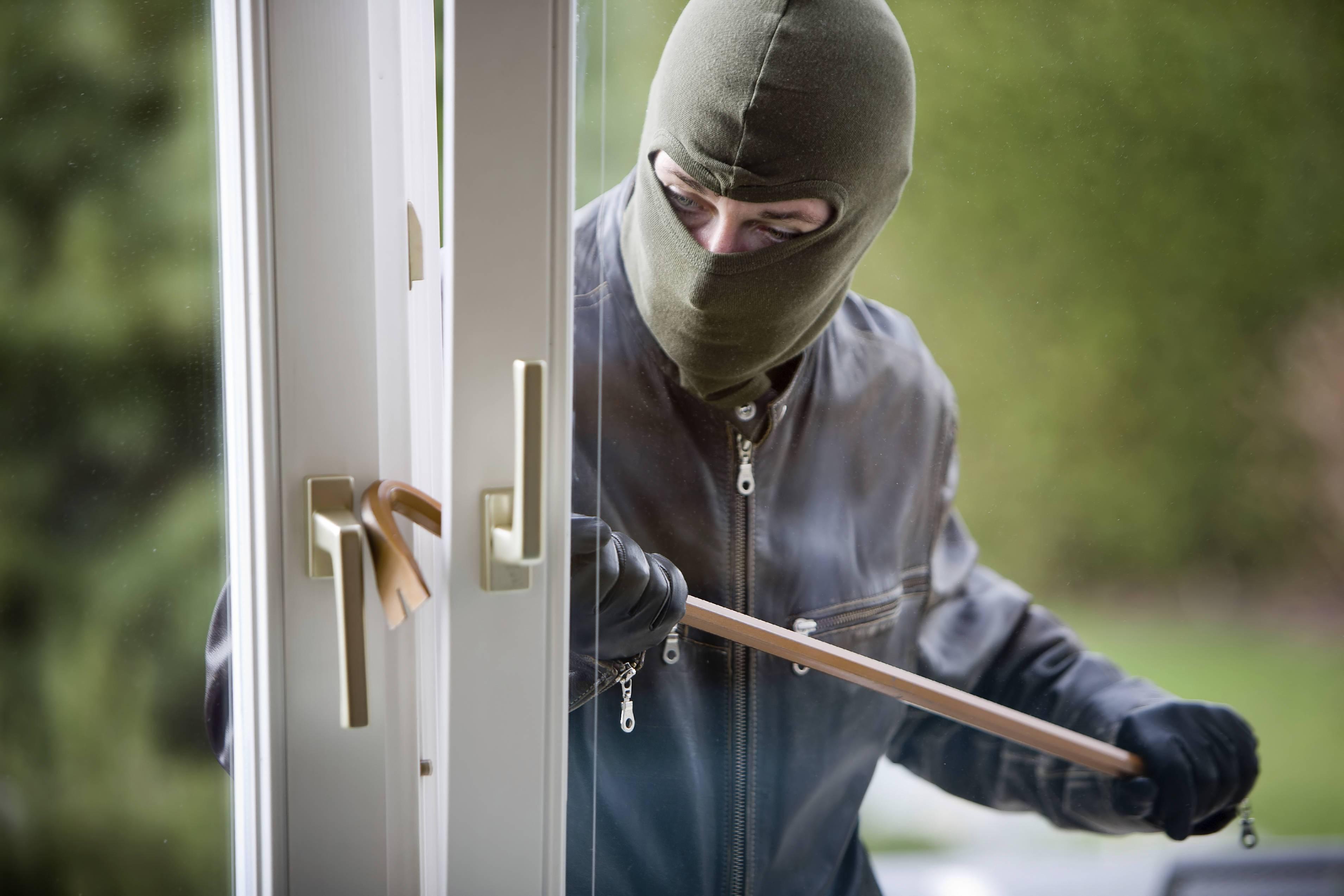 Cerca del 40% de los robos a domicilios ocurren los días sábado y domingo