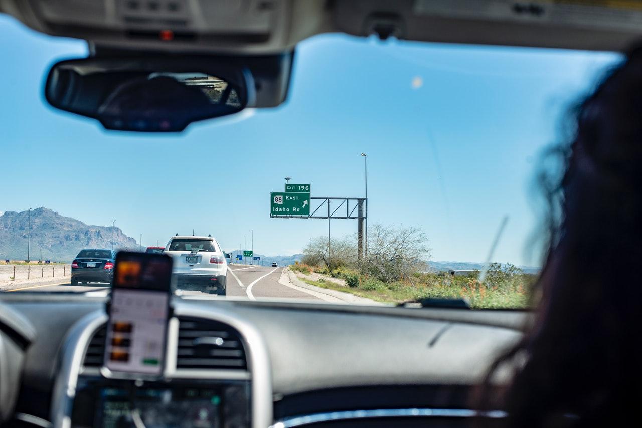 10 Consejos para evitar accidentes de tránsito