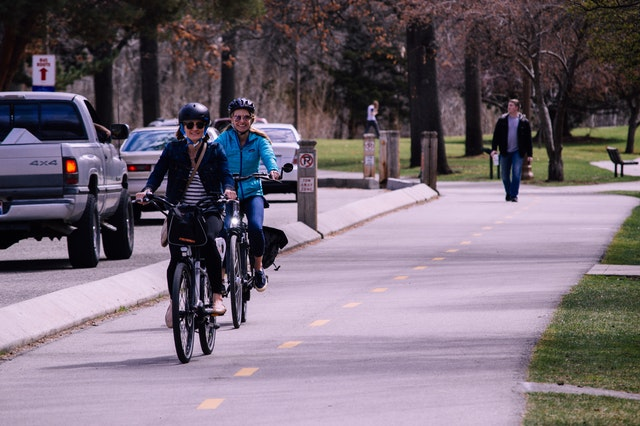 La bicicleta: un medio de transporte en aumento