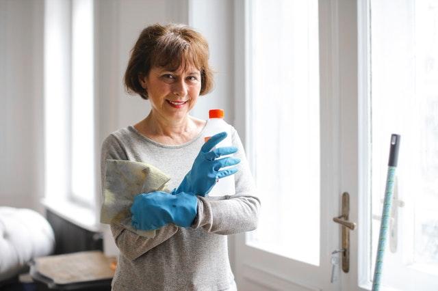 Cómo limpiar tu casa en tiempos de coronavirus